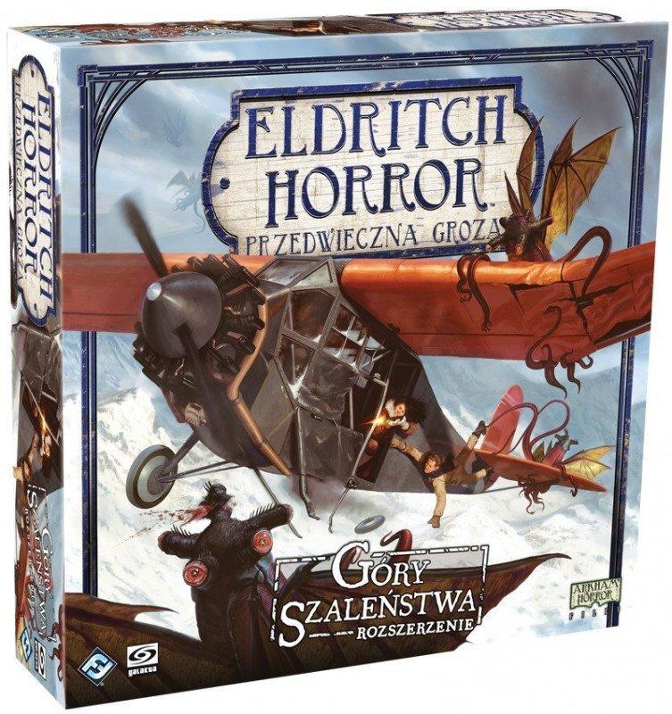 Galakta Gra Eldritch Horror Góry Szaleństwa