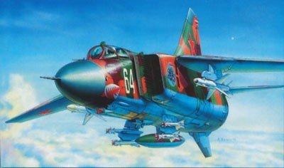 Zvezda ZVEZDA MiG-23 MLD Soviet Fighter