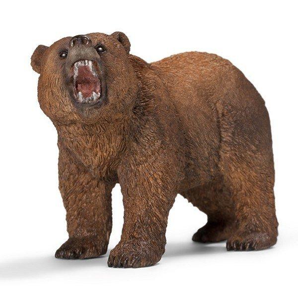 Schleich Niedzwiedź Grizzly