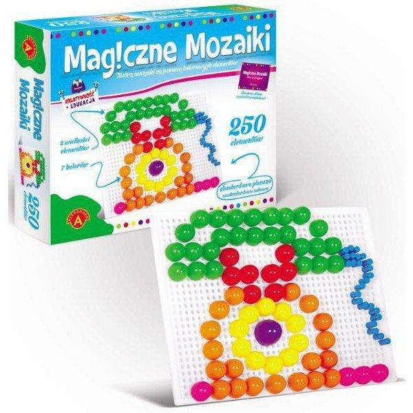 Alexander Magiczne Mozaiki  Edukacja 250 elementów