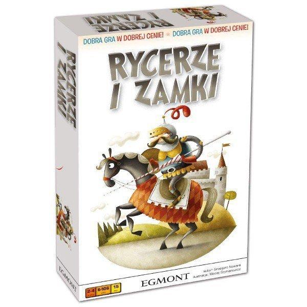 Egmont Dobra gra w dobrej Cenie, Rycerze i zamki