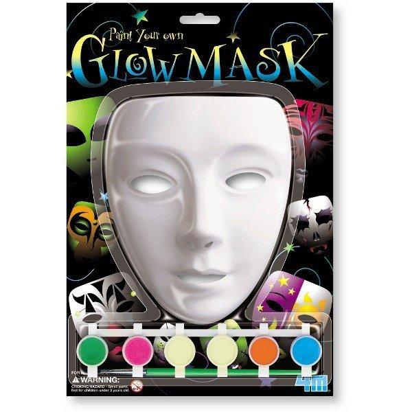 Zrób to Sam Maska Glow
