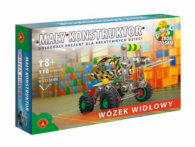 Alexander Mały konstruktor II Wózek widłowy