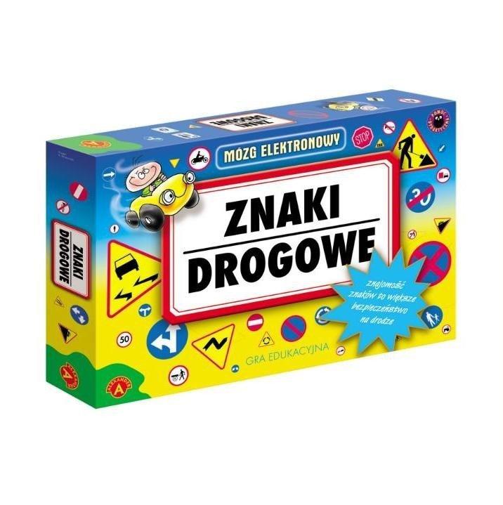 Alexander Gra Znaki Drogowe - Mózg Elektronowy