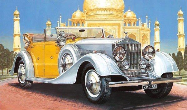 Italeri ITALERI Rolls-Royce Phan tom II