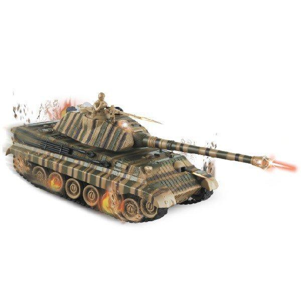 Czołg King Tiger z pakietem
