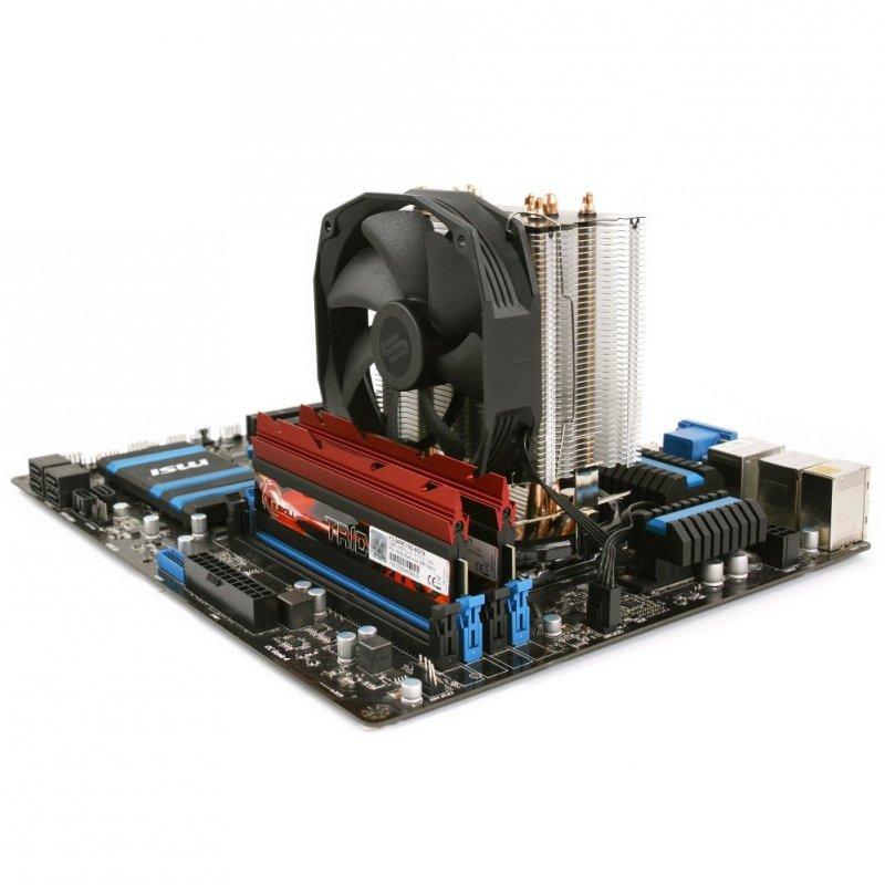 Chłodzenie CPU - Spartan 3 PRO HE1024
