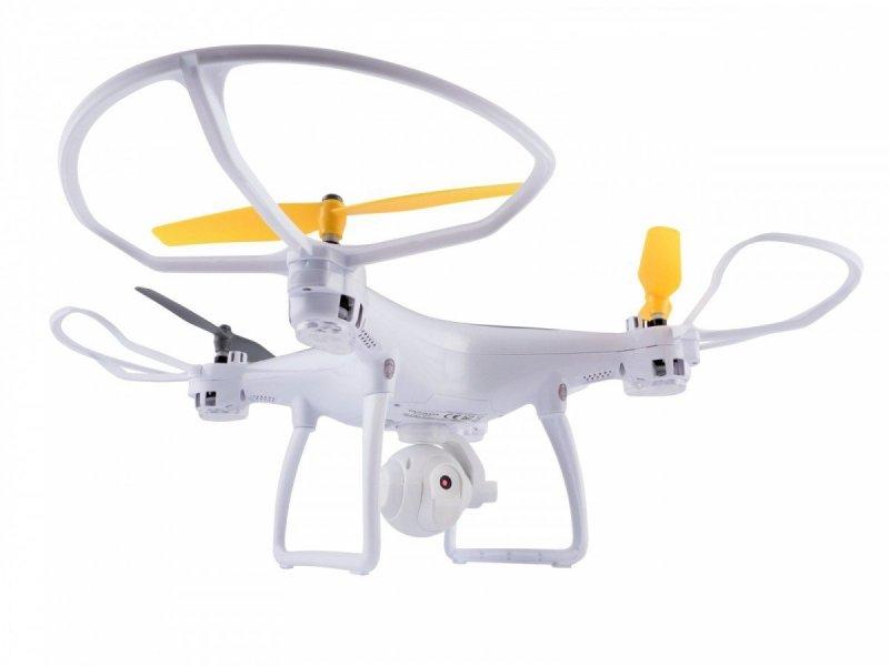 DRON X-BEE 3.3 WIFI OVERMAX, KAMERA FPV LED 3 BATERIE