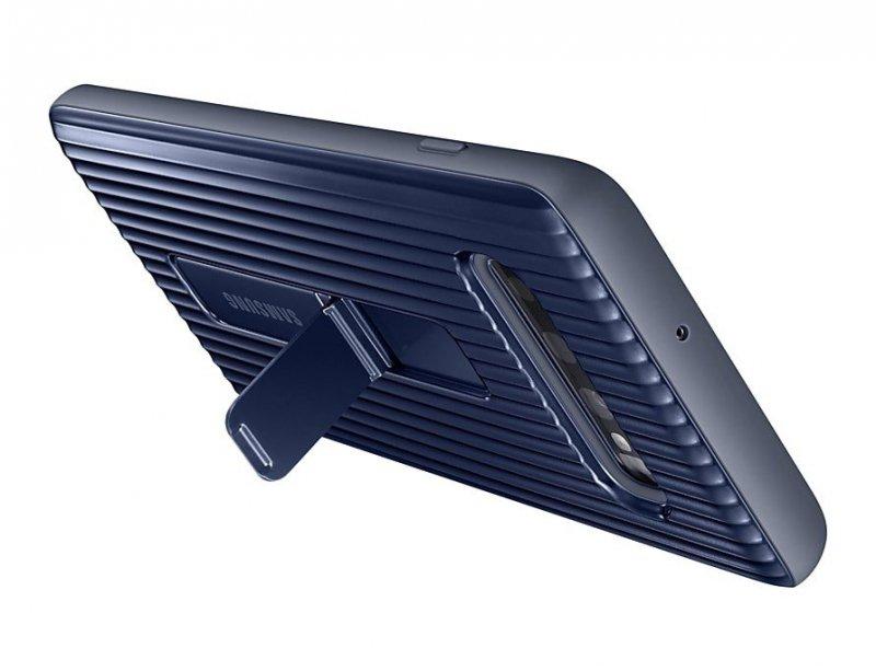 Etui Protective Standing Cover S10+ czarne