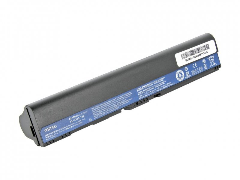 Bateria do Acer Aspier One 725, 756 (2200 mAh 33 Wh)
