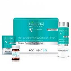 BIELENDA Acid Fusion 3.0 Zabieg nowej generacji restrukturyzujący skórę set na 5 zabiegów
