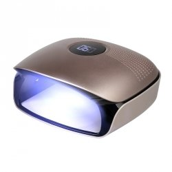 LAMPA DUAL LED UV S7 68W GOLD