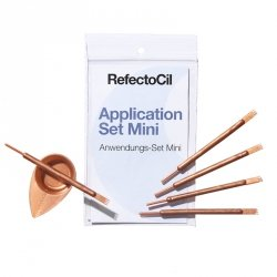 REFECTOCIL Application Set mini rose gold