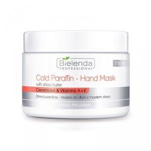 BIELENDA Zimna parafina - maska do dłoni z masłem shea 150 g