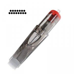 Igły Kartridże El Cartel 0.30mm 15 Soft Edge Magnum LT 10 szt.