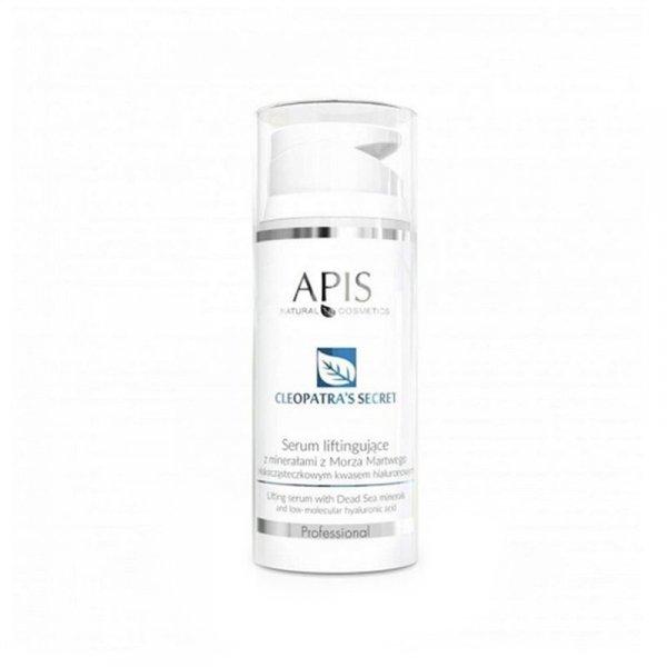 APIS Sekret Kleopatry serum liftingujące z minerałmi 100ml
