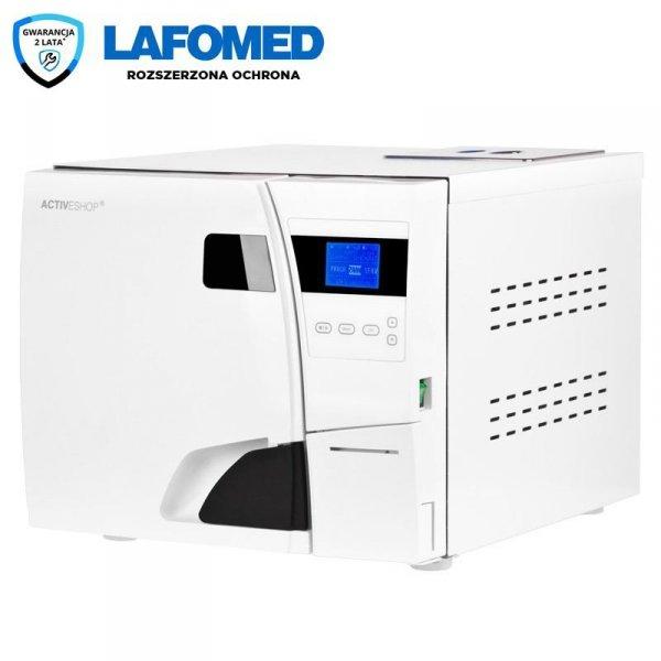 LAFOMED AUTOKLAW PREMIUM LINE LFSS18AA LCD Z DRUKARKĄ 18-L KL.B MEDYCZNA