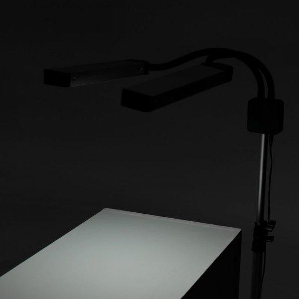LAMPA LED DO RZĘS I MAKIJAŻU POLLUKS II TYP MSP-LD01