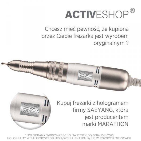SAEYANG FREZARKA MARATHON K35 CUBE WHITE + H20