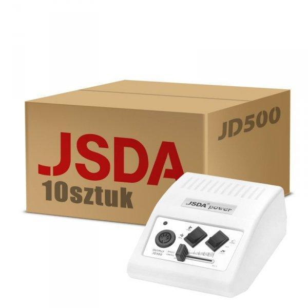 JSDA FREZARKA JD500 WHITE 10SZT.