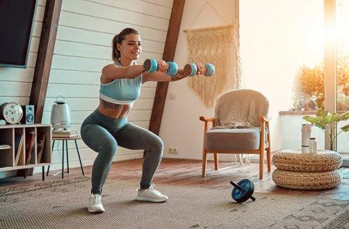 Uniezależnij się od pandemii, czyli akcesoria treningowe do ćwiczeń w domu