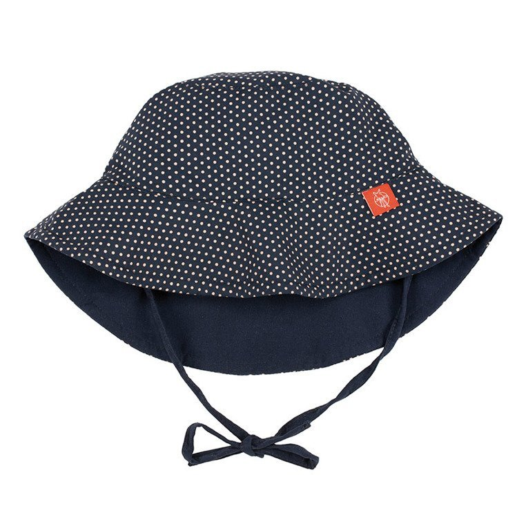 Kapelusz dwustronny dla dziecka Polka Dots  UV 50+ Lassig