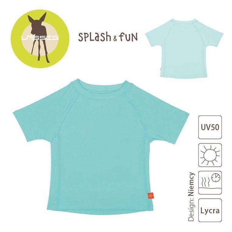Lassig Koszulka T-shirt do pływania Aqua UV 50+