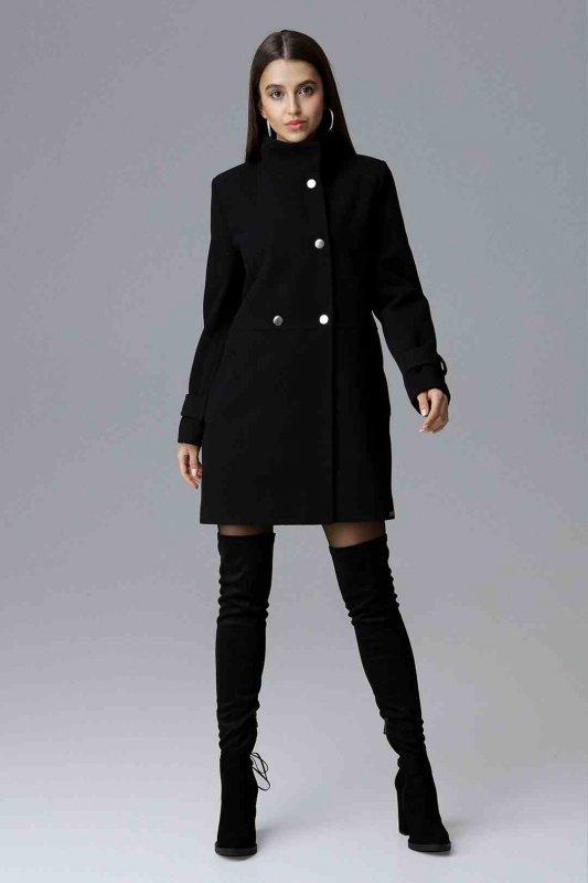 Płaszcz M623 Czarny