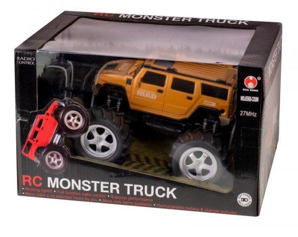 Samochód RC 6568-330N Monster Truck czarny