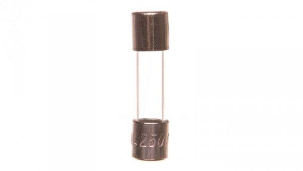 Wkładka aparatowa 5x20mm 0,2A T /zwłoczna/ 250V 006710041 /10szt./