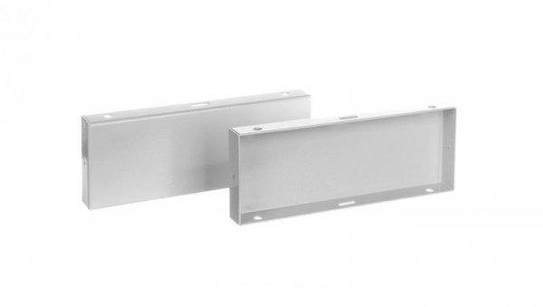 Cokół do rozdzielnic część boczna 100x270mm BPZ-SS-1/270 119167 /2szt./