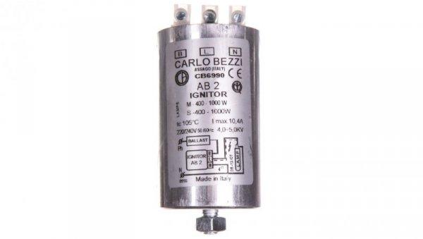 Układ zapłonowy 400-1000W AB2 CB6990