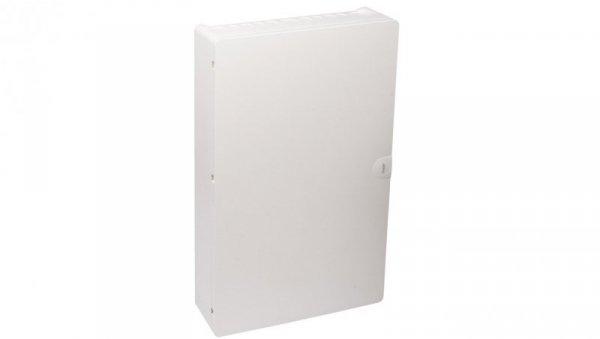 Rozdzielnica modułowa 4x18 natynkowa IP40 Golf (drzwi pełne) VS418PD