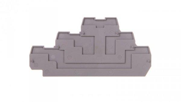 Ścianka końcowa szara 870-568 /25szt./