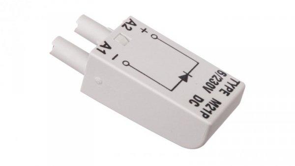 Moduł przepięciowy dioda D 6-230V DC M21P 854776