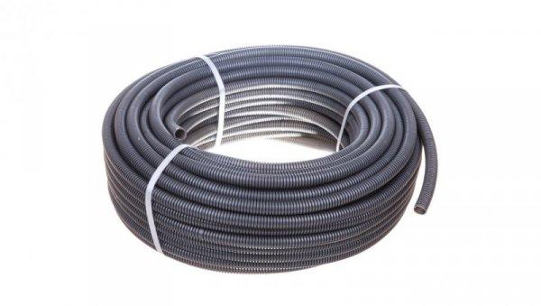 Rura karbowana 16mm szara 320N RKLS 16/12-50 10005 /50m/