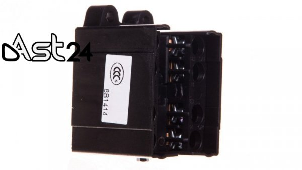Styk pomocniczy 2Z 2R migowe montaż czołowy XESP2021