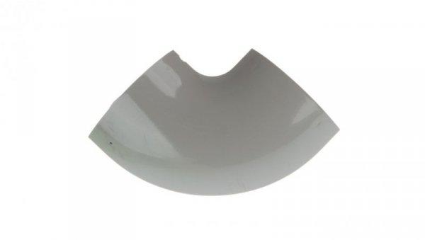 Osłona połączenia kąt płaski do listwy napodłogowej 75x18mm 030018
