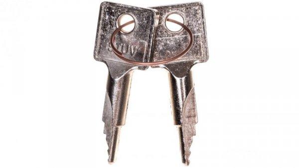 Zamek do rozdzielnic Vector II z 2 kluczami VZ311