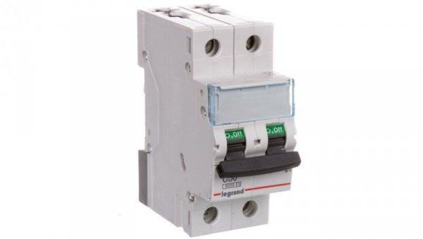 Wyłącznik nadprądowy 2P C 50A 6kA AC S302 TX3 403533