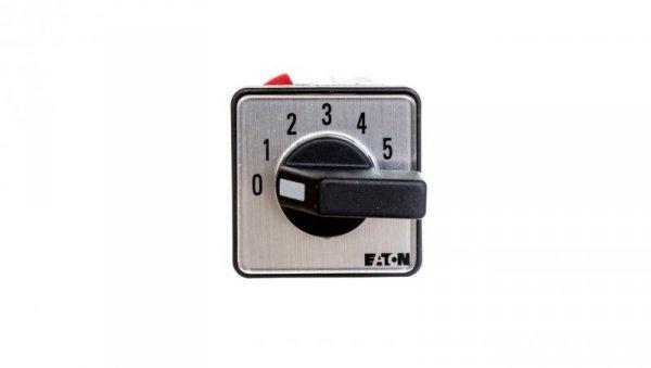 Łącznik krzywkowy 0-1-2-3-4-5-6 1P IP65 do wbudowania TM-3-8244/EZ 045495
