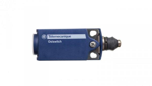 Wyłącznik krańcowy 1R 1Z zwłoczne tworzywo trzpień metalowy z elastomerem XCKP2511G11