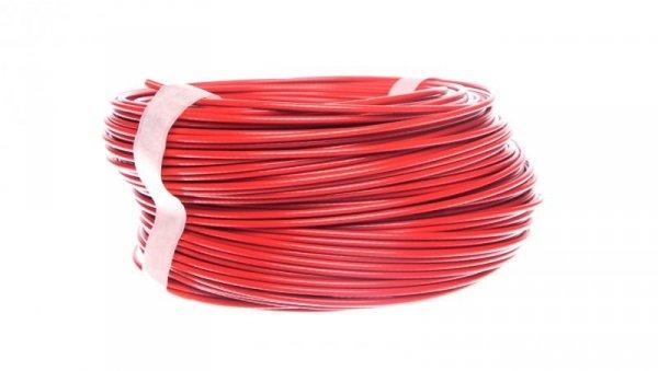 Linka wyłącznika cięgnowego 3,2mm 100,5m ocynkowana czerwona  XY2CZ310