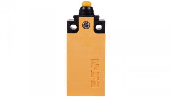 Wyłącznik krańcowy 2R wolnoprzełączający tworzywo popychacz kopułowy LS-02 266107
