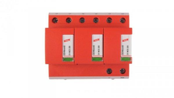 Ogranicznik przepięć B+C Typ 1+2 3P 25/75kA 1,5kV DEHNventil M TNC 255 951300