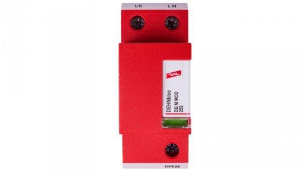 Ogranicznik przepięć B Typ 1 1P 50kA 2,5kV DEHNbloc M 255 961120