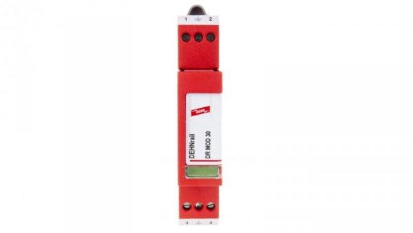 Ogranicznik przepięć D Typ 3 2P 2kA 0,63kV DEHNrail M 2P 30 953201