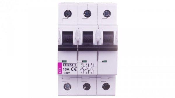 Ogranicznik mocy ETIMAT T 3P 10A 002181060