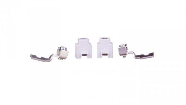 Podłączenie przewodów sterujących zacisk skrzynkowy NZM-XSTK 266739