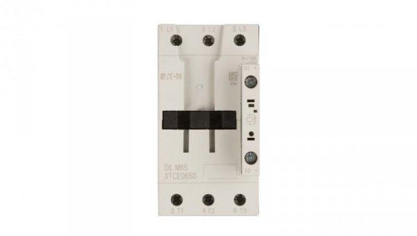 Stycznik mocy 65A 3P 24-27V DC 0Z 0R DILM65(RDC24) 277908